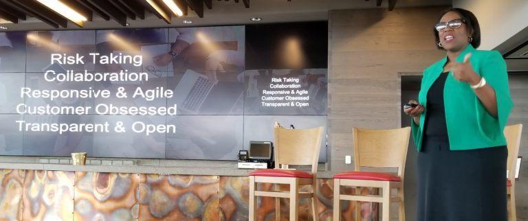 2018 Crosset Food Show-Digital Corp Culture